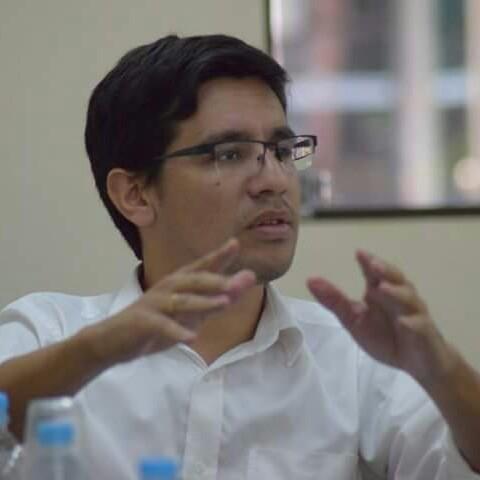 Cesar Orlando Torres Arguello - Intendente Municipal