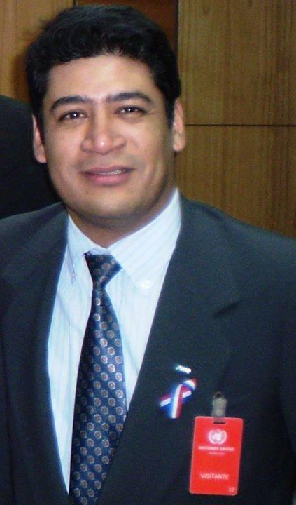 Mario Ulises Fernández Colmán