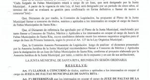 Resol 112-2019 JM - Llamado a concurso Juez de Faltas0001