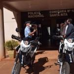 entrega de moto patrullera a comisaria 18 6